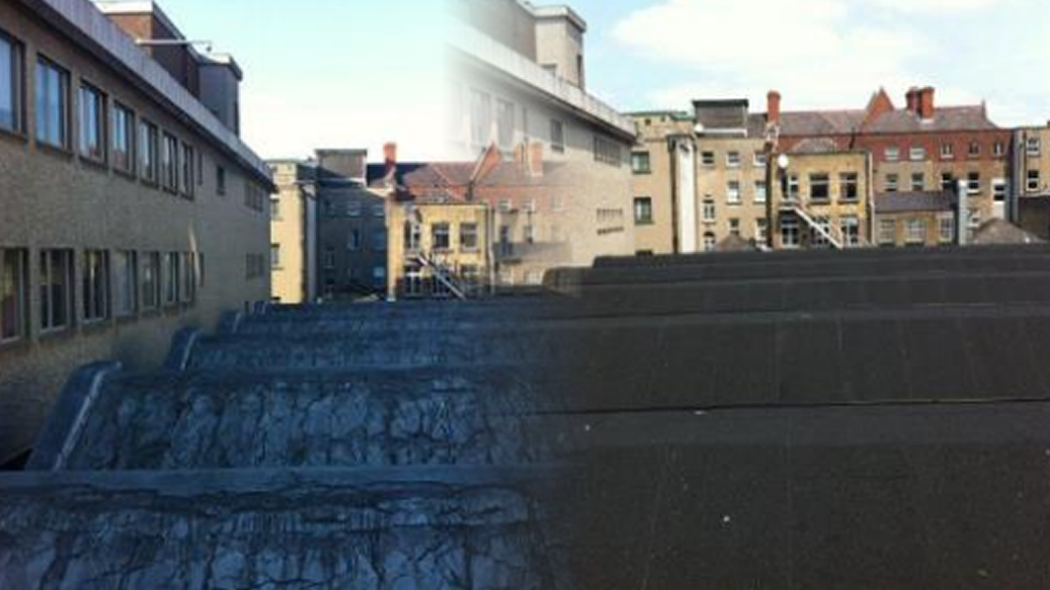 Dublin Castle, Stamping Building Case Study